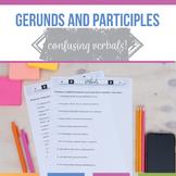 Gerund vs. Participle Bundle