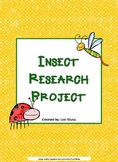 Get Buggy!  An Insect Research Project