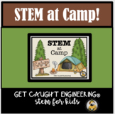 STEM at Camp -  Mechanical Engineering that Focuses on Pulleys