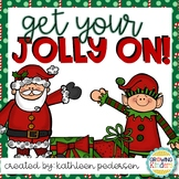 Get Your Jolly On! {Holiday Math and Literacy Centers}