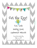 Get the Egg! First Grade Reading Street Supplemental Materials