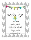Get the Egg! First Grade Reading Street Supplemental Materials
