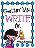 Gettin' My Write On