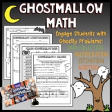 GhostMallow Math: Halloween Math Activities