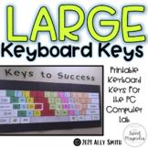 Giant Keyboard Keys