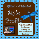 Gifted and Talented - Style Profile Concept Based Unit