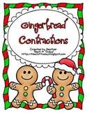 Gingerbread Contractions!