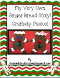 Gingerbread  Gingerbread  { craftivity & printables }