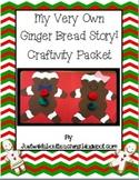 Gingerbread  Gingerbread  { craftivity & printables }
