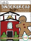Gingerbread Man Loose in the School: Back to School Pack