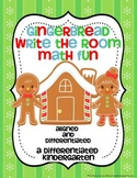 Gingerbread Write The Room Math Fun-Differentiated and Ali