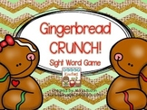 GingerbreadCRUNCH!Sight Word Game