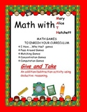 Give and Take (number sense task cards)