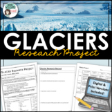 Glacier Project - Weathering / Erosion / Earth Science / G