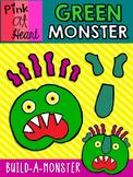 """""""Go Away, Big Green Monster!"""" - Face"""
