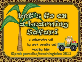 Go  on a Learning Safari!