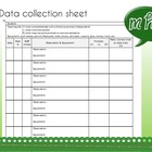 Goal Data Collection
