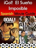 Goal The Dream Begins Movie Packet in Spanish/Gol El Sueno