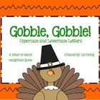 Gobble, Gobble! A Thanksgiving Game for Letter Recognition