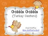 Gobble Gobble {Turkey Centers}