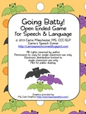 Going Batty! Open Ended Game for Speech & Language