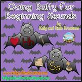 Going Batty for Beginning Sounds!