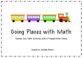 Going Places with Math