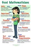 Good Mathematicians Poster - Girl