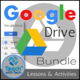 Google Drive Lessons Bundle