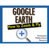 Google Earth How to Zoom and Fly