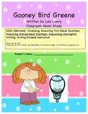 Gooney Bird Greene Novel Study