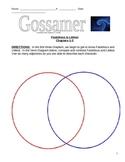 Gossamer - Lois Lowry Complete Lit Unit