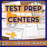 Grade 5 Math Test Prep Centers