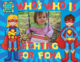 Grades 1-2 Fighting for Fiona Fundraiser Bundle
