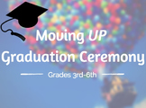 Graduation or Moving Up Script Themed to 'UP' by Pixar