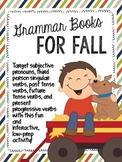 Grammar Books for Fall