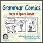Grammar Comics!: Parts of Speech Bundle