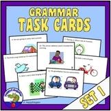 Grammar Task Cards
