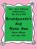 Grandparents Day Music Duo