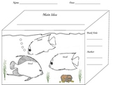 Graphic Organizer for Main Idea and Details: Fish Tank