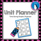 Graphic Organizer for Unit Planning