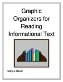 Graphic Organizers for Reading Informational Text