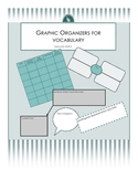 Graphic Organizers for Vocabulary