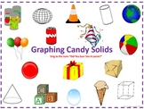 Graphing Candy Solid Shapes! Yummy!