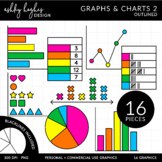 Graphs & Charts 2 {Graphics for Commercial Use}