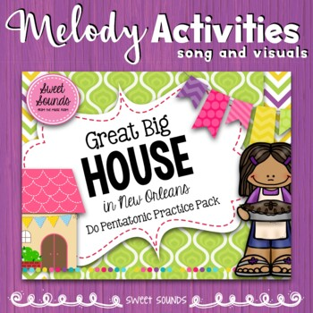 Great Big House {Do Pentatonic Practice Pack}