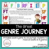 Great Genre Journey Game
