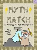 """Greek Mythology """"Myth-Match"""" Game"""