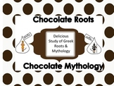 Greek and Latin Root/Prefix & Suffix Common Core Chocolate