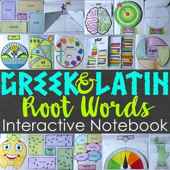 Greek and Latin Roots: Interactive Notebook